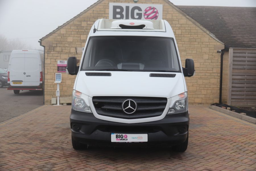 MERCEDES SPRINTER 314 CDI 140 MWB HIGH ROOF FRIDGE VAN - 12025 - 12
