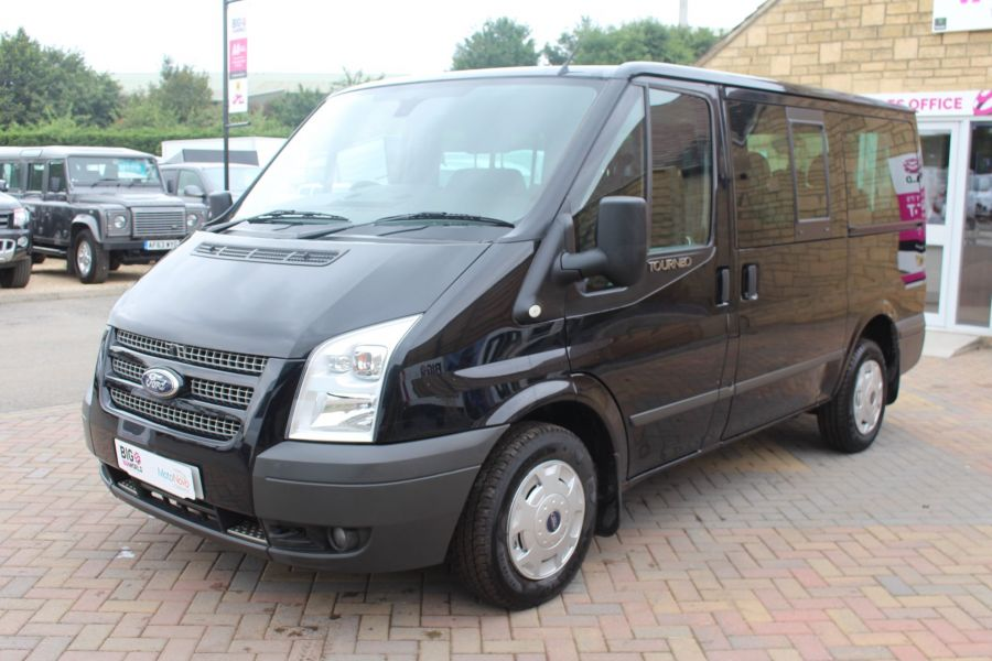 FORD TRANSIT 280 TDCI 125 TOURNEO TREND 9 SEAT MINIBUS SWB LOW ROOF - 6417 - 6