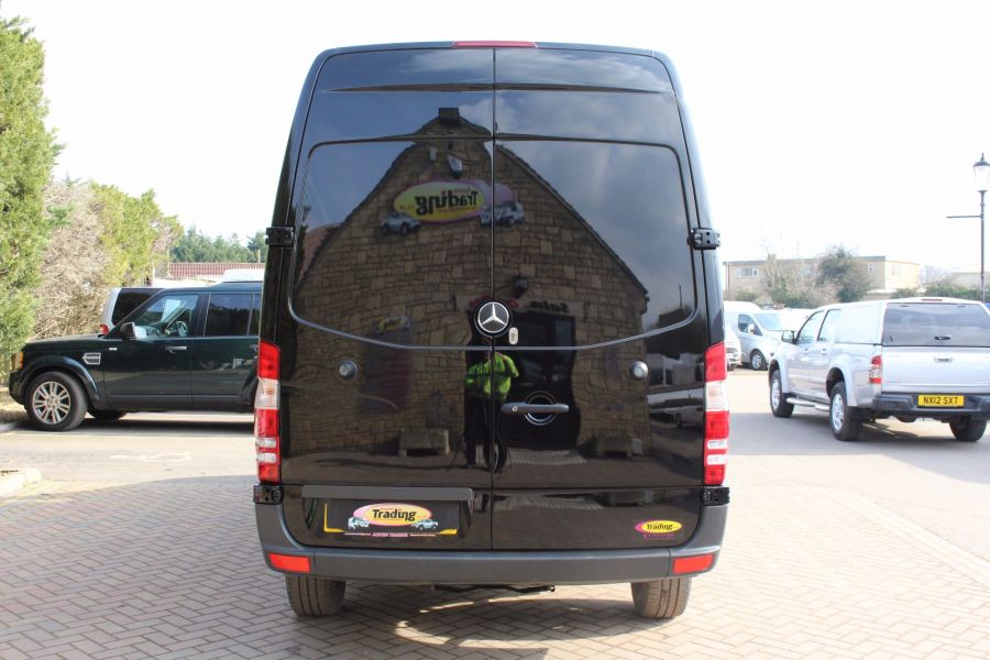MERCEDES SPRINTER 313 CDI MWB HIGH ROOF - 6264 - 4