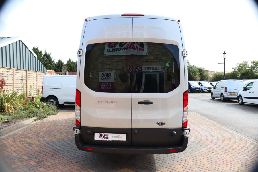 FORD TRANSIT 460 TDCI 155 L4H3 TREND 17 SEAT BUS HIGH ROOF DRW RWD - 9897 - 6