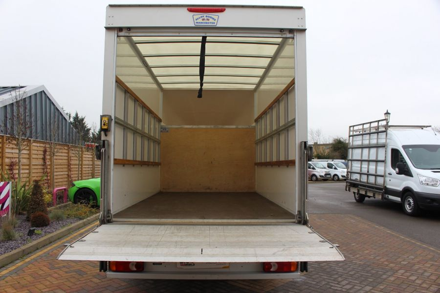 RENAULT MASTER LL35 DCI 125 BUSINESS LWB LUTON WITH TAIL LIFT  - 6880 - 18