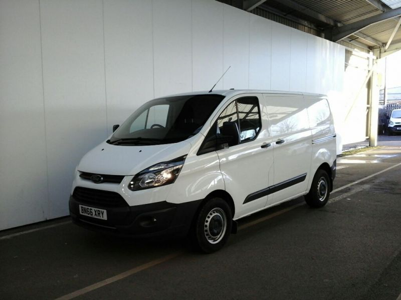 FORD TRANSIT CUSTOM 290 TDCI 105 L1 H1 SWB LOW ROOF FWD - 8880 - 1
