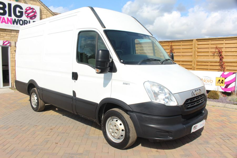 IVECO DAILY 35S11V MWB HIGH ROOF 3520WB - 6151 - 3