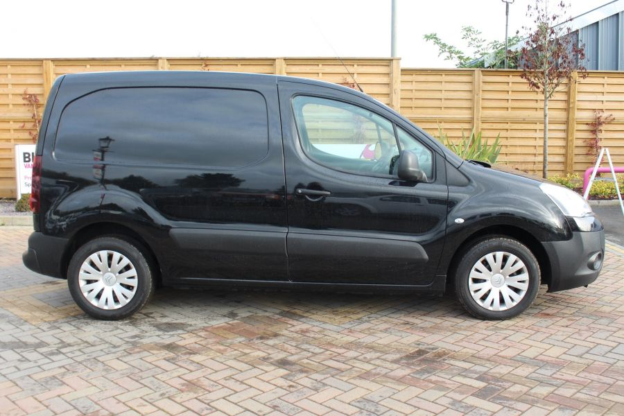 CITROEN BERLINGO 625 HDI 75 ENTERPRISE L1 H1 SWB LOW ROOF - 6794 - 4