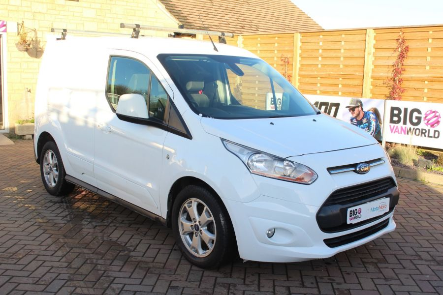 FORD TRANSIT CONNECT 200 TDCI 115 L1 H1 LIMITED SWB LOW ROOF - 6719 - 3