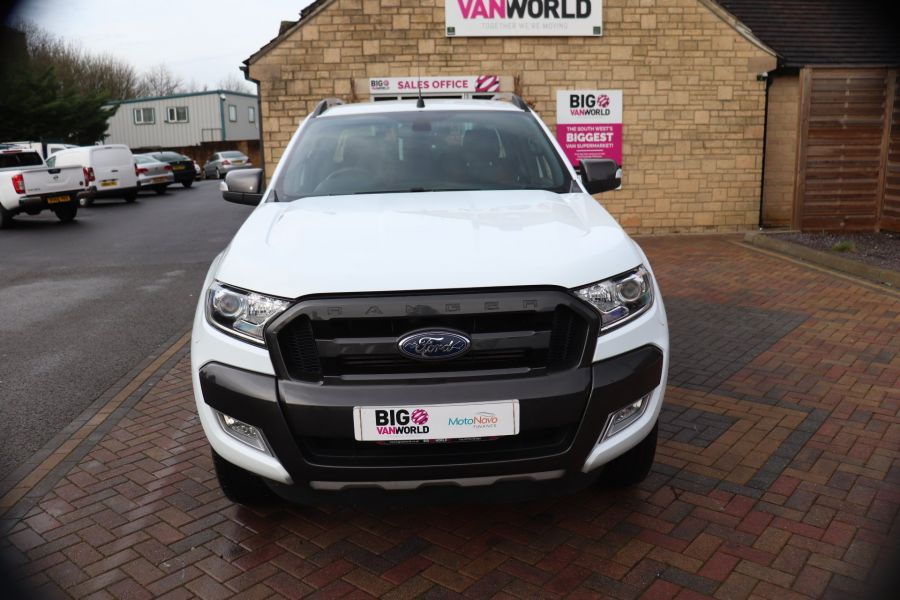 FORD RANGER WILDTRAK TDCI 200 4X4 DOUBLE CAB WITH ROLL'N'LOCK TOP - 8812 - 10