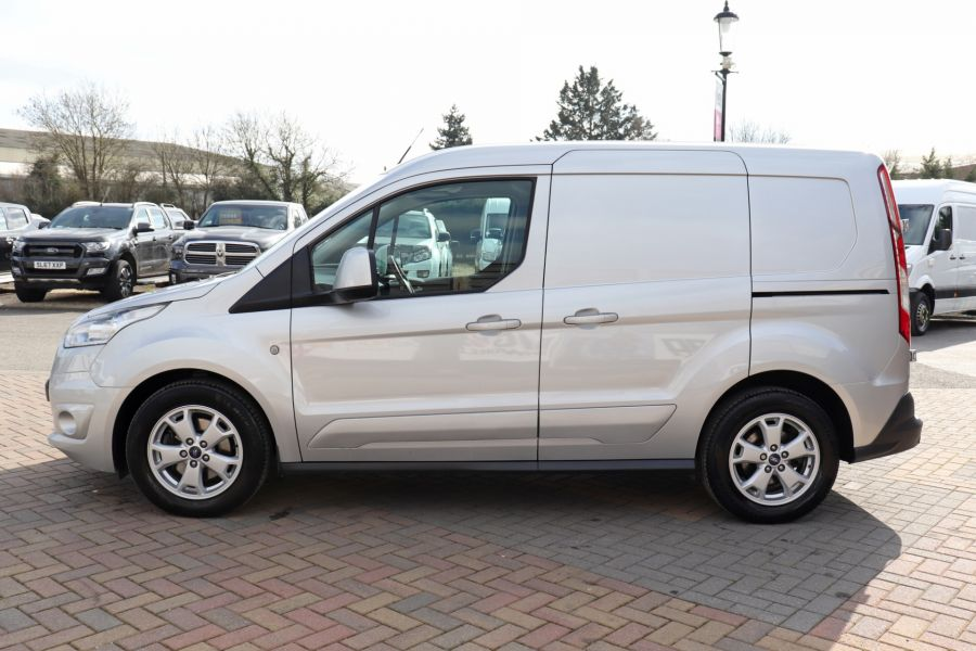 FORD TRANSIT CONNECT 200 TDCI 120 L1H1 LIMITED SWB LOW ROOF  (13867) - 12253 - 11