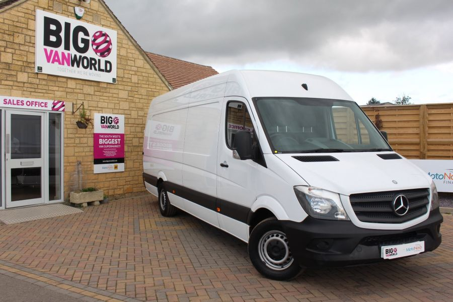MERCEDES SPRINTER 313 CDI XLWB HIGH ROOF - 6505 - 1