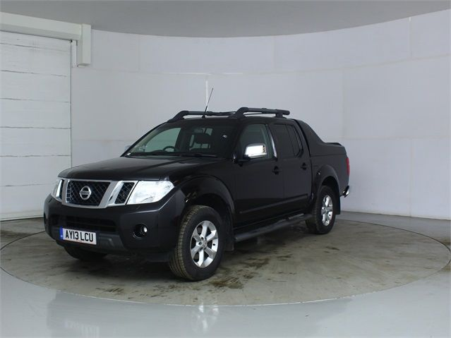 NISSAN NAVARA DCI 190 TEKNA CONNECT 4X4 DOUBLE CAB WITH MOUNTAIN TOP - 7622 - 5