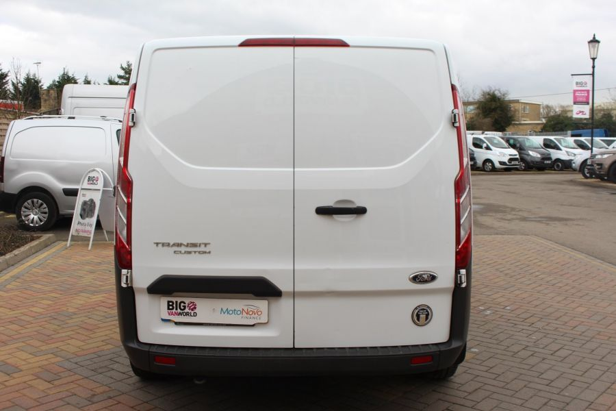 FORD TRANSIT CUSTOM 290 TDCI 100 L1 H1 SWB LOW ROOF FWD - 7201 - 6