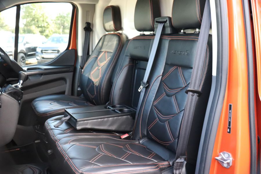 FORD TRANSIT CUSTOM 280 TDCI 130 L1H1 MOTION R LIMITED - 10195 - 34