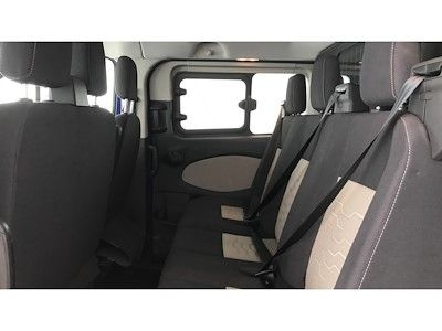 FORD TRANSIT CUSTOM 290 TDCI 130 L2H1 LIMITED DOUBLE CAB 6 SEAT CREW VAN LWB LOW ROOF - 11216 - 14
