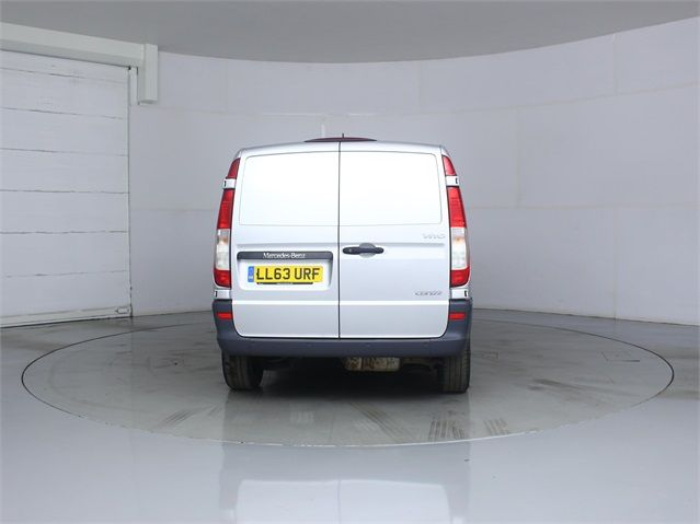 MERCEDES VITO 122 CDI 224 COMPACT SWB LOW ROOF - 7046 - 3