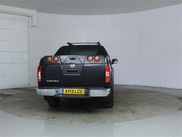 NISSAN NAVARA DCI 190 TEKNA CONNECT 4X4 DOUBLE CAB WITH MOUNTAIN TOP - 7622 - 3