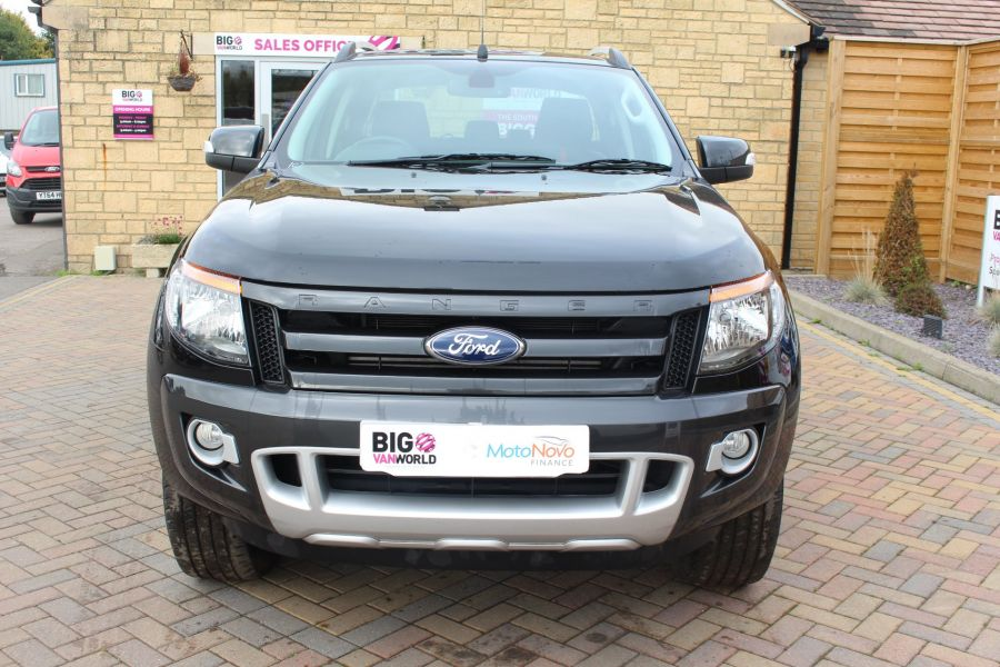 FORD RANGER WILDTRAK TDCI 200 4X4 DOUBLE CAB WITH ROLL'N'LOCK TOP - 6801 - 9
