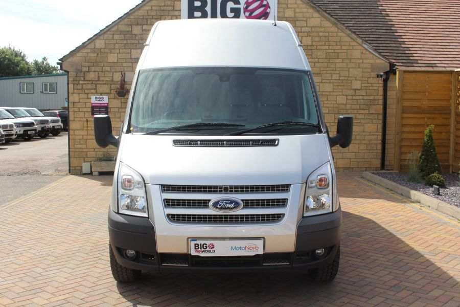 FORD TRANSIT 350 TDCI 140 TREND LWB HIGH ROOF FWD - 6215 - 9