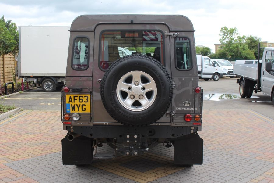 LAND ROVER DEFENDER 110 TD XS STATION WAGON 7 SEATER - 6197 - 6