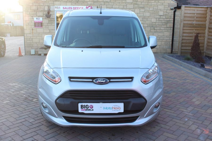 FORD TRANSIT CONNECT 200 TDCI 115 L1 H1 LIMITED SWB LOW ROOF - 7382 - 9
