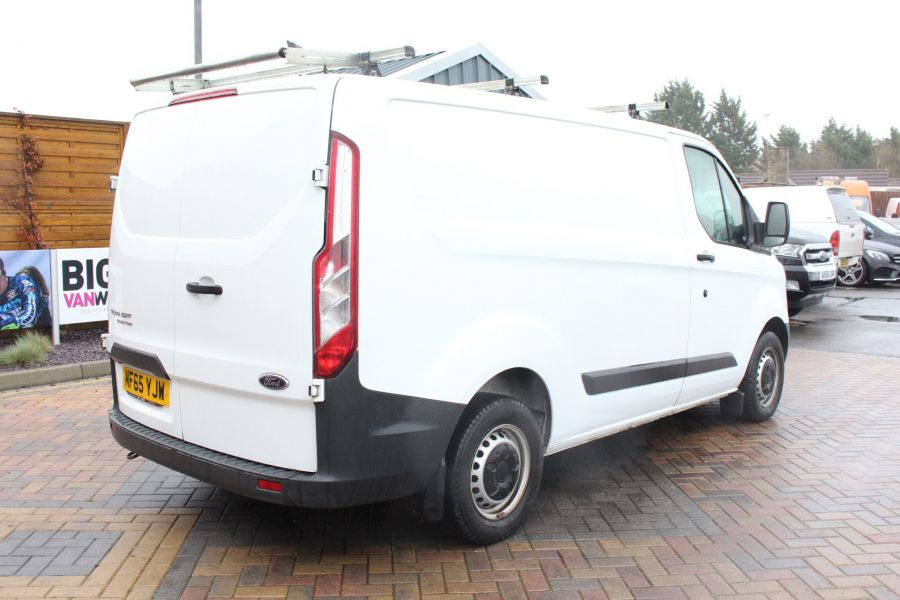 FORD TRANSIT CUSTOM 270 TDCI 125 L1 H1 SWB LOW ROOF FWD - 8450 - 5
