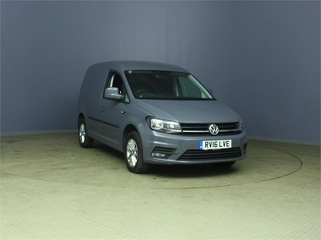 VOLKSWAGEN CADDY C20 TDI 102 HIGHLINE - 7421 - 1