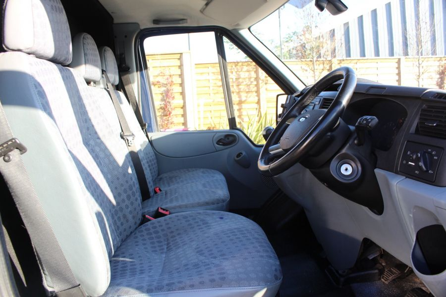 FORD TRANSIT 350 TDCI 125 TREND MWB HIGH ROOF FWD - 6867 - 8