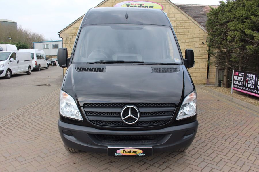 MERCEDES SPRINTER 313 CDI MWB HIGH ROOF - 6264 - 7