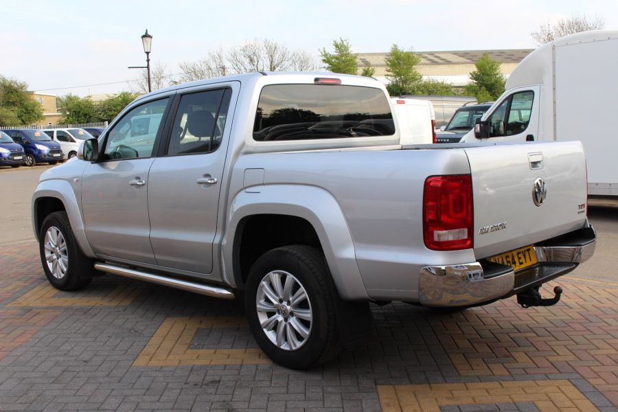 VOLKSWAGEN AMAROK DC BITDI 180 HIGHLINE 4MOTION DOUBLE CAB - 9182 - 7