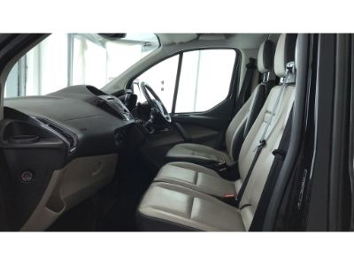 FORD TRANSIT CUSTOM 310 TDCI 130 L2H1 LIMITED DOUBLE CAB 6 SEAT CREW VAN LWB LOW ROOF - 11097 - 11