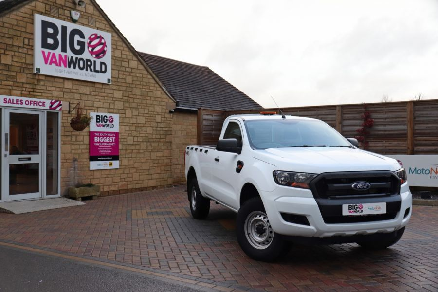 FORD RANGER 2.0 TDCI 170 XL SINGLE CAB ECOBLUE - 12021 - 5
