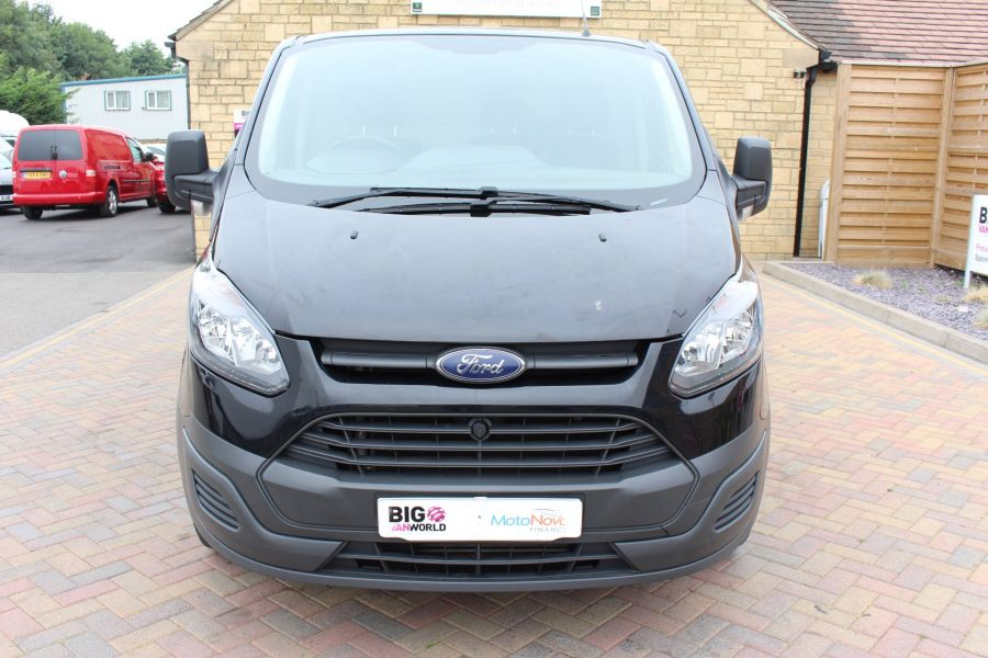 FORD TRANSIT CUSTOM 290 TDCI 100 L1 H1 SWB LOW ROOF FWD - 7223 - 9