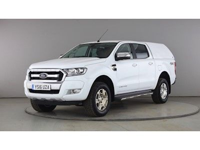 FORD RANGER TDCI 160 LIMITED 1 4X4 DOUBLE CAB WITH TRUCKMAN TOP - 11210 - 8