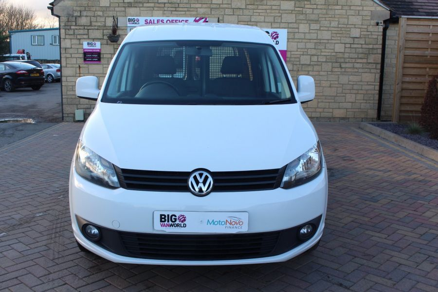 VOLKSWAGEN CADDY C20 TDI 102 HIGHLINE BLUEMOTION TECH - 7176 - 9