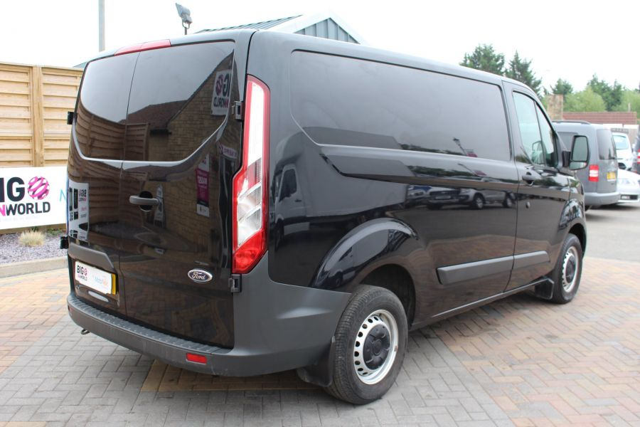 FORD TRANSIT CUSTOM 290 TDCI 100 L1 H1 SWB LOW ROOF FWD - 7223 - 5