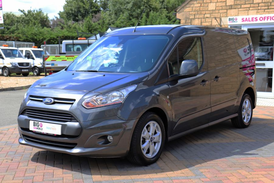 FORD TRANSIT CONNECT 240 TDCI 115 L2H1 LIMITED LWB LOW ROOF - 9745 - 9