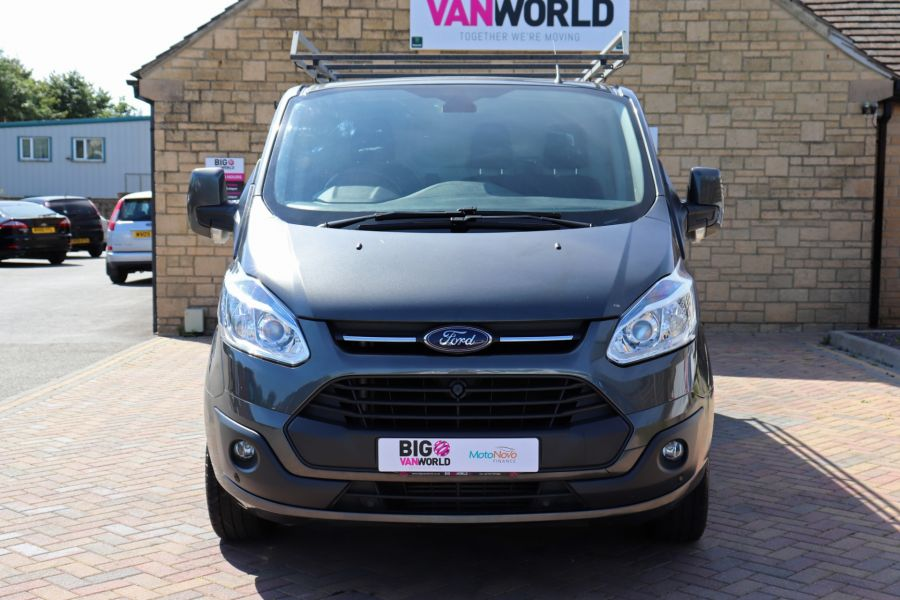FORD TRANSIT CUSTOM 290 TDCI 125 L2 H1 LIMITED LWB LOW ROOF FWD - 9467 - 10