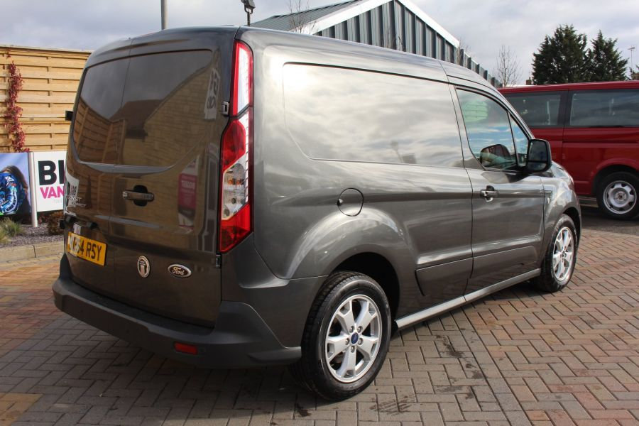 FORD TRANSIT CONNECT 200 TDCI 115 LIMITED L1 H1 SWB LOW ROOF - 7240 - 5