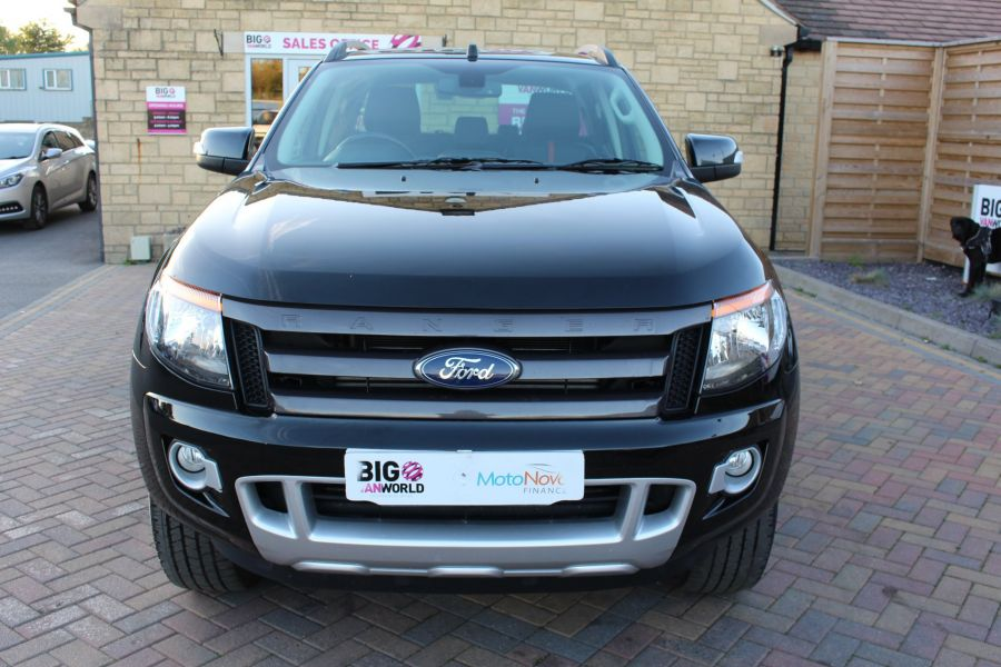 FORD RANGER WILDTRAK TDCI 200 4X4 DOUBLE CAB WITH ROLL'N'LOCK TOP - 8339 - 9