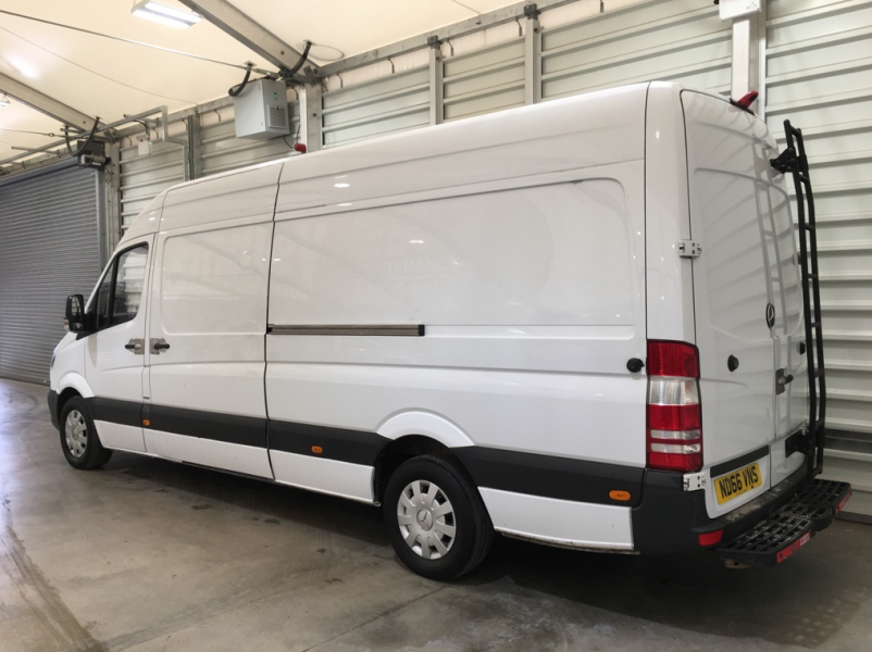 MERCEDES SPRINTER 314 CDI 140 PREMIUM EDITION LWB HIGH ROOF - 11256 - 6