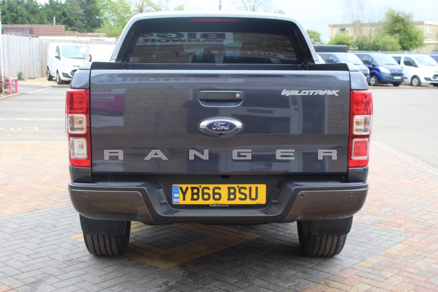 FORD RANGER WILDTRAK TDCI 200 4X4 DOUBLE CAB - 9157 - 6