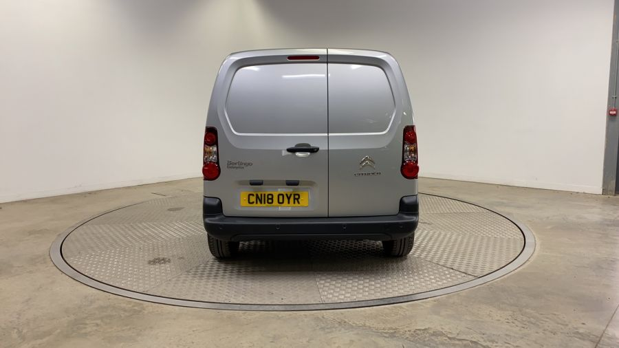 CITROEN BERLINGO 625 BLUEHDI 75 L1H1 ENTERPRISE SWB LOW ROOF - 11386 - 4