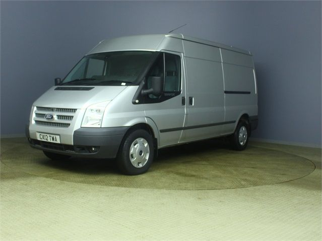 FORD TRANSIT 350 TDCI 125 TREND LWB MEDIUM ROOF FWD - 7509 - 5