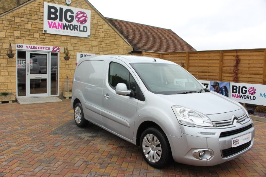 CITROEN BERLINGO 625 HDI 75 L1 H1 ENTERPRISE SWB LOW ROOF - 7423 - 3