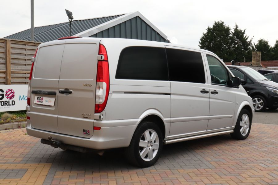 MERCEDES VITO 116 CDI 163 SPORT LWB LOW ROOF - 11041 - 6