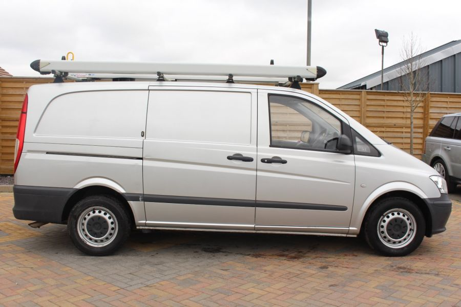 MERCEDES VITO 113 CDI 136 LWB LOW ROOF - 7671 - 4
