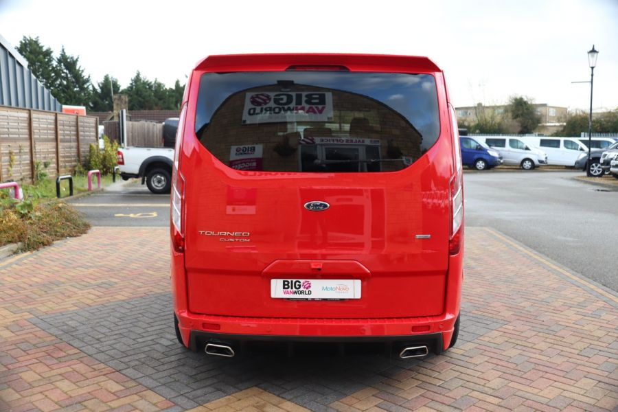 FORD TOURNEO CUSTOM TDCI 130 L2H1 TITANIUM X MOTION R 8 SEAT BUS - 10188 - 6