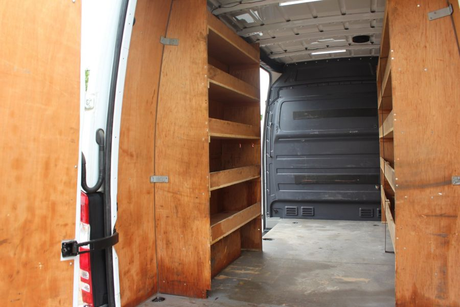 MERCEDES SPRINTER 316 CDI MWB HIGH ROOF - 6253 - 22