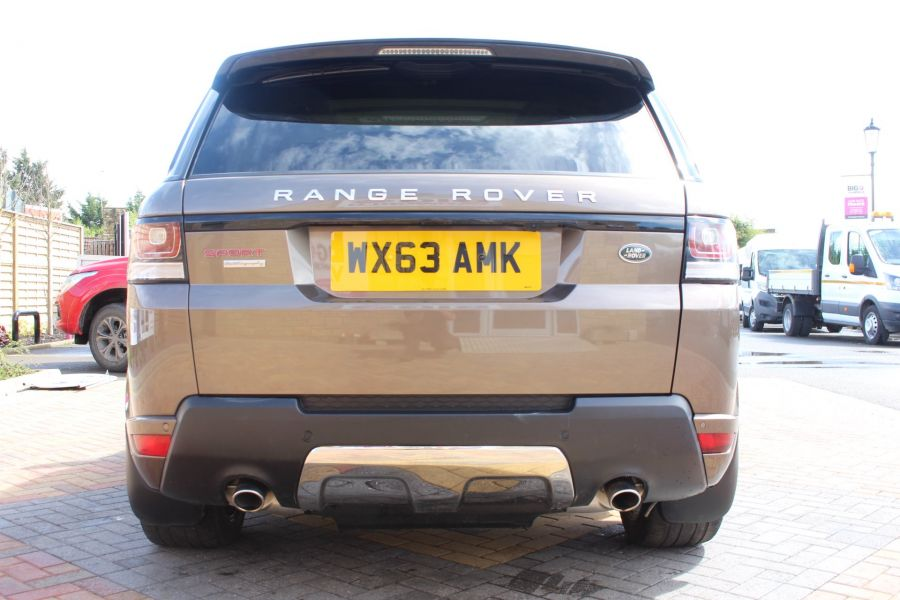 LAND ROVER RANGE ROVER SPORT SDV6 AUTOBIOGRAPHY DYNAMIC - 6603 - 6