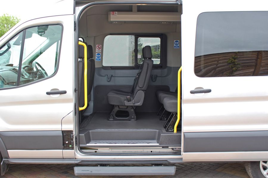 FORD TRANSIT 410 TDCI 155 L3 H3 TREND 15 SEAT BUS LWB HIGH ROOF RWD - 9126 - 20