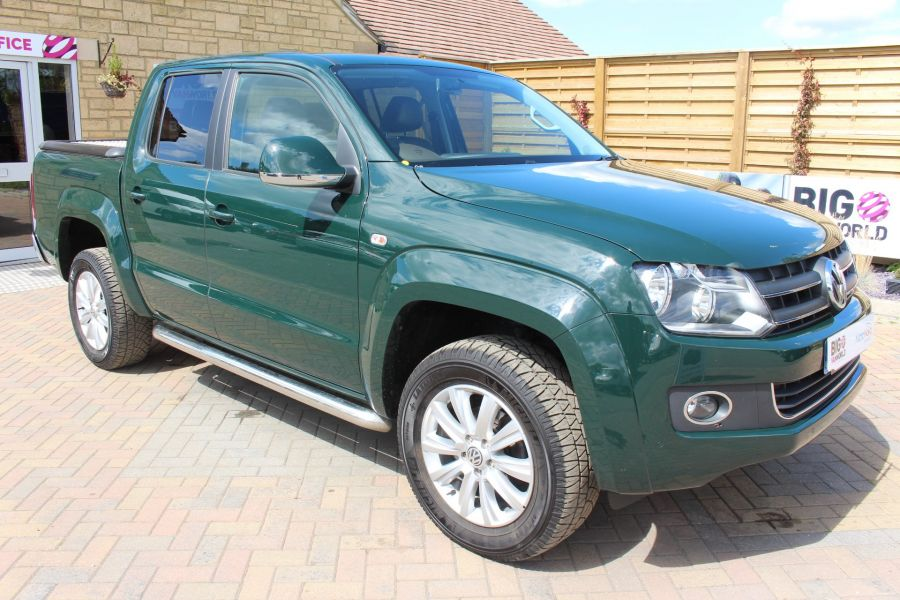 VOLKSWAGEN AMAROK A32 TDI 180 HIGHLINE 4MOTION DOUBLE CAB - 6513 - 3