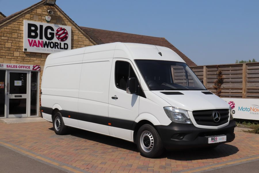MERCEDES SPRINTER 313 CDI 129 LWB HIGH ROOF - 10780 - 3
